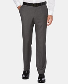 Perry Ellis Men's Portfolio Modern-Fit Dress Pants