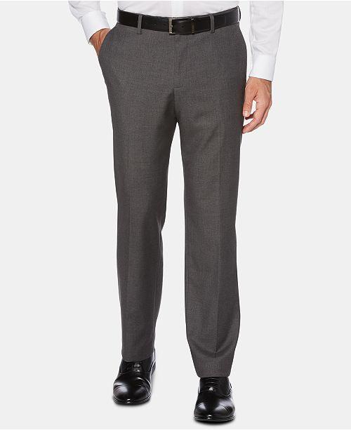 Perry Ellis Men's Portfolio Modern-Fit Dress Pants