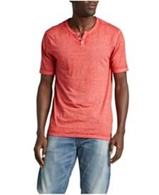 Silver Jeans Co. Kaleo Short-Sleeve Henley