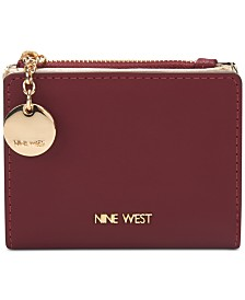 Nine West So Charming Zip Wallet