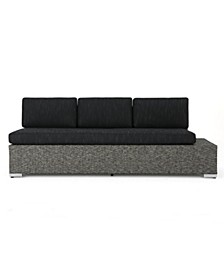 "Puerta 75"" Outdoor Sofa, Quick Ship"