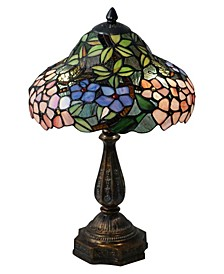 Floral Bounty Tiffany Table Lamp