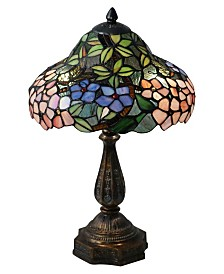 Dale Tiffany Floral Bounty Tiffany Table Lamp