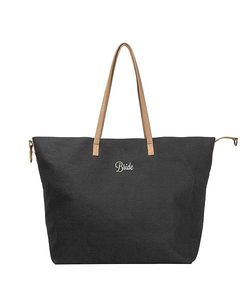 Cathy's Concepts Bride Overnight Tote