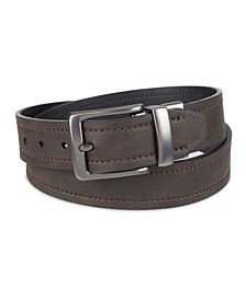 Reversible Casual Men's Belt