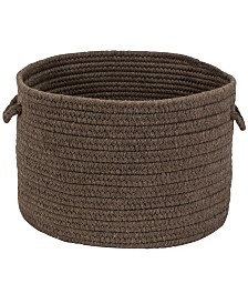 Colonial Mills Sunbrella Solid Braided Basket