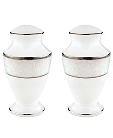 Lenox Dinnerware, Opal Innocence Salt and Pepper Shakers