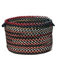 Chestnut Knoll Braided Storage Basket
