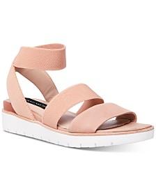 STEVEN by Steve Madden Women's Gambel Sport Sandals