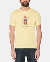 c9ed9760404d Original Penguin Men's What's Up Dog Graphic T-Shirt