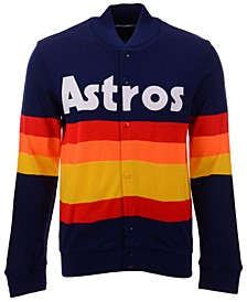 Men's Houston Astros Authentic Sweater Jacket