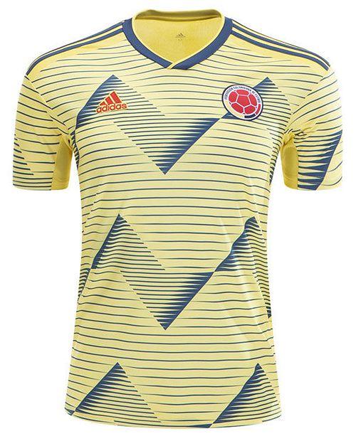 buy popular 30e94 82e41 Men's Colombia National Team Home Stadium Jersey