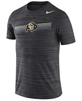 separation shoes 9a016 f486a Nike Men s Colorado Buffaloes Legend Velocity T-Shirt
