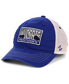 Zephyr Kentucky Wildcats Vista Mesh Snapback Cap