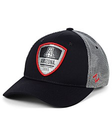 Zephyr Arizona Wildcats Armour Trucker Snapback Cap