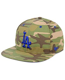 '47 Brand Los Angeles Dodgers Blockade Strapback Cap
