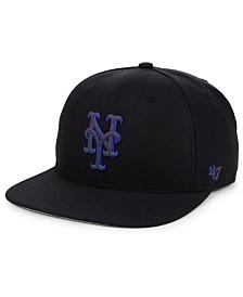 '47 Brand New York Mets Iridescent Snapback Cap