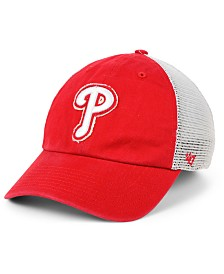 '47 Brand Philadelphia Phillies Stamper Mesh CLOSER Cap