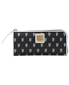 San Francisco Giants Zip Clutch