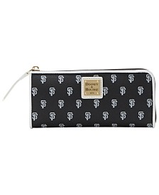 Dooney & Bourke San Francisco Giants Zip Clutch