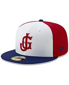 Jackson Generals Theme Nights 59FIFTY Fitted Cap