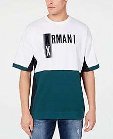 Men's Colorblocked Logo T-Shirt