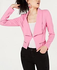 Juniors' Cropped Blazer, Created for Macy's