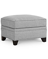 Tremendous Ottomans Benches Macys Creativecarmelina Interior Chair Design Creativecarmelinacom