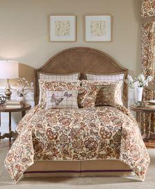 Delilah 4pc Queen Comforter Set