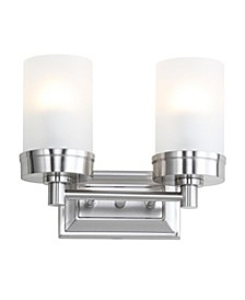 Kylan Two Light Bathroom Sconce