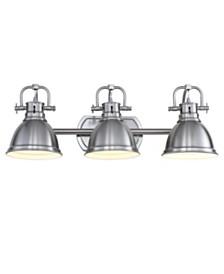 Safavieh Roland Three Light Bathroom Sconce