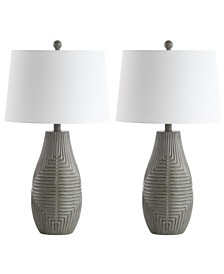 Safavieh Jairo Set of 2 Table Lamp