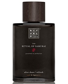 Men's The Ritual Of Samurai Refreshing After Shave, 3.3-oz.