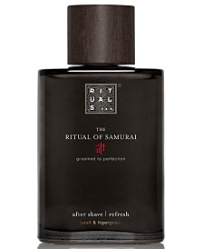 RITUALS Men's The Ritual Of Samurai Refreshing After Shave, 3.3-oz.