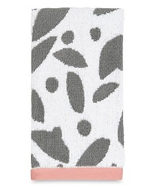 DKNY Petals Fingertip Towel