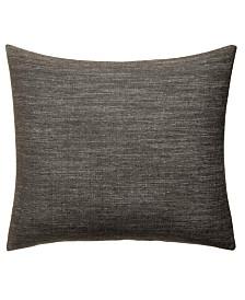Vera Wang Ink Botanical Throw Pillow