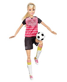 Barbie Made to Move™ Soccer Player