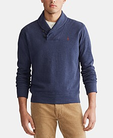 Men's Double-Knit Jersey Sweater