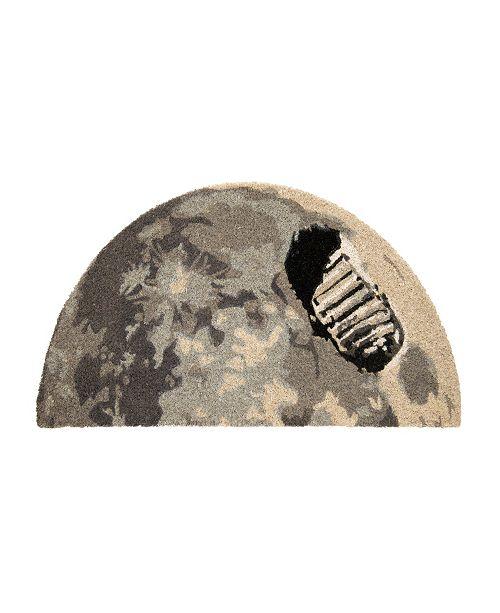 Cloudnola Moon Landing Doormat