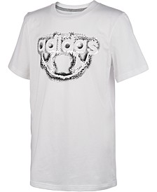 Big Boys Logo-Print Cotton T-Shirt