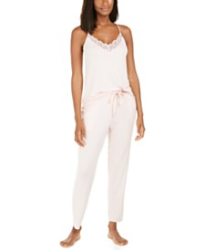 Josie Bardot Essentials Cami & Pants Pajamas Set