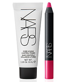 Receive a Complimentary 2pc Gift with any $75 NARS Purchase