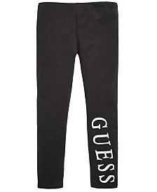 GUESS Big Girls Logo Leggings