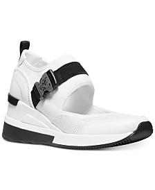 MICHAEL Michael Kors Effie Wedge Sneakers