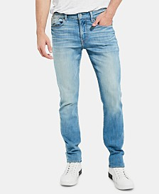 GUESS Men's Slim Tapered Freeform Jeans