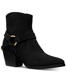 MICHAEL Michael Kors Goldie Western Booties