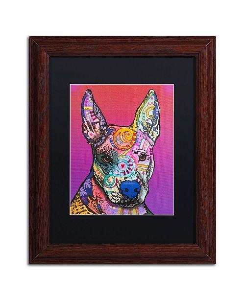 "Trademark Global Dean Russo 'Annabelle Custom 003' Matted Framed Art - 11"" x 14"""