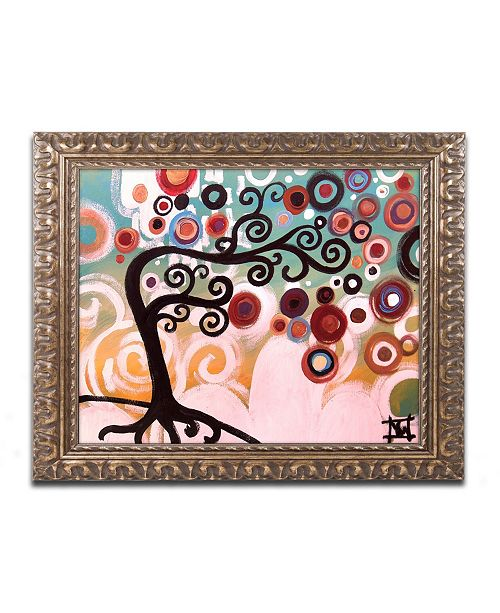 "Trademark Global Natasha Wescoat '138' Ornate Framed Art - 11"" x 14"""