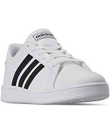 Big Boys' Grand Court Casual Sneakers from Finish Line