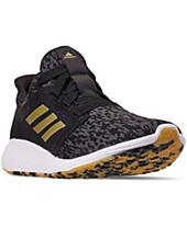 Adidas Stan Smith Luxe Originals Sko Dame Hvite og Svart